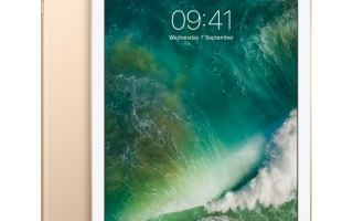 Apple 9.7inch Ipad 32GB Gold