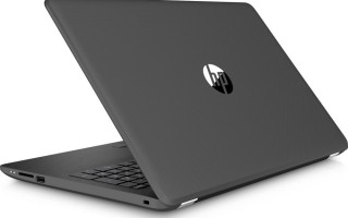 HP Notebook 15-bw054sa 15.6 Laptop - Grey