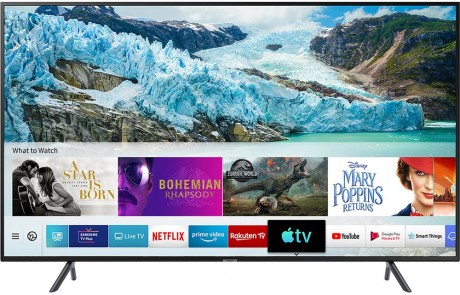 SAMSUNG UE55RU7100KXXU 55 Smart 4K Ultra HD HDR LED TV